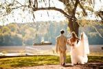 Eagles Point Scott Arkansas Weddings Events Venue Levy River Stock Pic 4